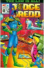 Judge Dredd # 49 (Barry Kitson) (Quality Comics USA, 1989)