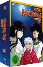 ++ Inu Yasha Vol. 3 DVD Box deutsche Syn. Anime ! ++