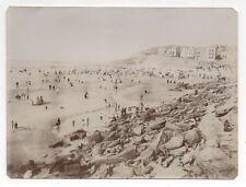 PHOTO ANCIENNE - PLAGE DU PORTEL - Vers 1900 - Nord Pas de Calais