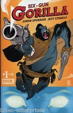 Six Gun Gorilla #1 (of 6) Comic Book 2013 - Boom