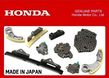 GENUINE HONDA TIMING CHAIN KIT+OIL PUMP CHAIN KIT ACCORD CIVIC CRV 2.2 CTDI N22A