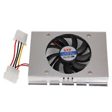 HDD Hard Disk Drive Cooler Cooling Fan Heatsink 3.5""