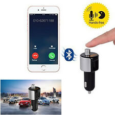 Bluetooth Car Kit MP3 Player FM Transmitters Wireless Radio Adapter USB Charger