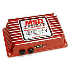 MSD 6530 DIGITAL PROGRAMMABLE 6AL-2 6AL2 IGNITION BOX