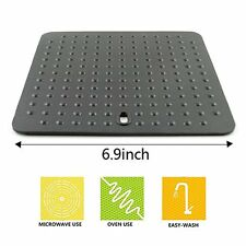 Silicone Mat Dots Trivet Hot Pads Dish Pot Holder Kitchen Cooking Heat Resistant