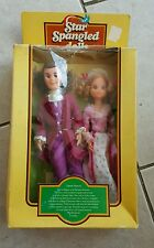 NEW! Mattel Star Spangled Dolls Liberty Patriots Regina & Richard Stanton READ!