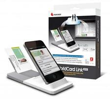 PenPower WorldCard Link Pro Business Card scanner for iPhone 4/4S (CRM software)