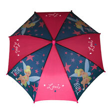 Disney TINKERBELL UMBRELLA Pink Personalized Free