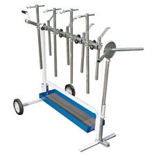 Astro Pneumatic 7300 Universal Rotating Super Work Stand for Paint and Body