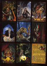 CLYDE CALDWELL - 90 Card FPG Fantasy Art Set - FREE US Priority Mail Shipping