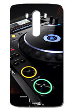 CUSTODIA COVER CASE MIXER DJ DISCO NIGHT LG  G3 D855  D850  4G LTE 16GB