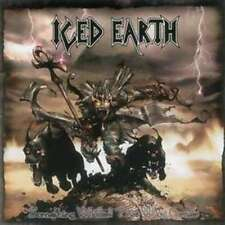 ICED EARTH SOMETHING WICKED THIS WAY COMES CD NEW