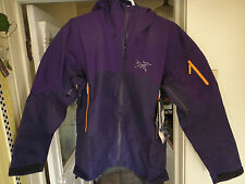 Arc'teryx Men's Rush Gore-Tex Jacket / Shell NWTs. Sz. X-Large. Noche. $599.