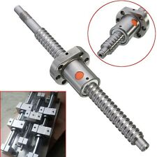 L250mm Ball Screw SFU1605 Ballscrew + SFU1605 Single Ballnut For CNC Machine