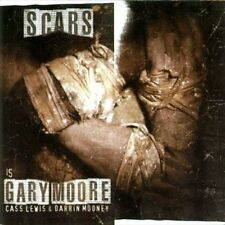 Scars - Scars (CD, 2002, Sanctuary Records, England) Gary Moore