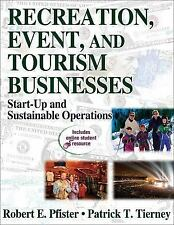 Recreation, Event, and Tourism Businesses : Start-Up and Sustainable...