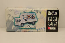 AEC 4 WHELL FLATBED LORRY THE BEATLES COLLECTION CORGI NEUF BOITE