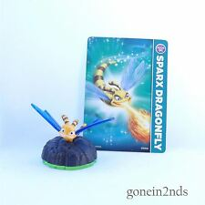 Skylanders Magic Item Spyro's Adventure SPARX DRAGON FLY + CARD