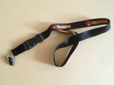 RUGER  FIREARMS  HIGH QUALITY LANYARD WITH DETACHABLE END