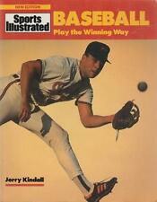 Baseball Play The Winning Way Sports Illistrated 1993 Jerry Kindall Strategy