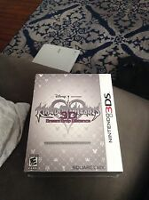 Kingdom Hearts 3D Dream Drop Distance Mark of Mastery Edition Nintendo3DS Sealed
