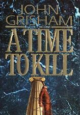 A TIME TO KILL a Novel Hardcover by John Grisham FREE SHIPPING jon legal drama