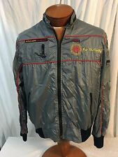 * Style Auto Competition * Michigan Int'l Speedway Racing Jacket w/Hood Med
