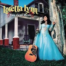 Van Lear Rose by Loretta Lynn (CD, Apr-2004, Interscope (USA))