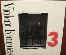 VIOLENT FEMMES - 3 - LP CDN -  New Wave 80s Alternative Rock oop rare L@@K
