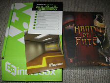 NEW HAND OF FATE Indiebox EXCLUSIVE Limited Collectors Box Steam