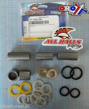 Honda CRF250R CRF450R CRF450X cojinete todas las bolas Swingarm & Sello Kit