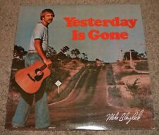 Yesterday Is Gone Mike Blaylock~RARE 1978 Private Christian Gospel~FAST SHIPPING