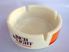 objet bistrot bar ashtray cendrier opalex france RICH & LIGHT madein france 11cm