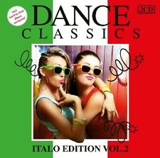 Dance Classics italo Edition vol.2 Doctor 's Cat/Koto/scotch/spagna/+ 2 CD NEUF