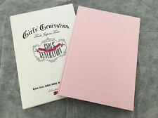 SNSD Girls' Generation First Japan Tour 2011 pamphlet Photobook Official Goods