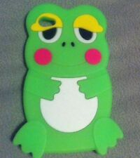 iPod 4th Generation silicone frog case