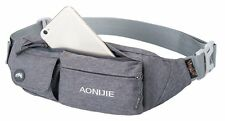 AONIJIE Premium Waterproof Waist Pack Running/Belt Exercise Bag, Fanny Pack for