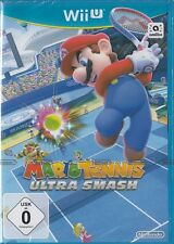 Mario Tennis Ultra Smash für Nintendo WiiU / Wii U Neu & OVP Deutsche Version