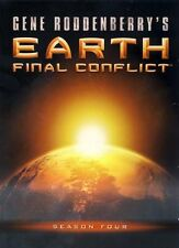 NEW - Earth - Final Conflict - Season 4 (Boxset)
