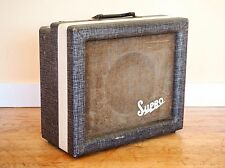 1959 Supro 1614N Spectator Vintage Tube Amplifier Class A 1x8 Valco USA Made