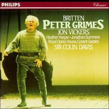Britten: Peter Grimes 1991 by Benjamin Britten; Colin Davis; Royal Opera House;