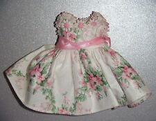 """Madame Alexander beautiful tagged dress for 8"""" doll outfit Easter Spring Summer"""