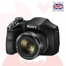 Sony DSCH300 Digital Compact Bridge Camera 35x Optical Zoom 20.1MP UK DSC-H300