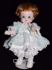 """Romans #460 Vintage 1986 Reproduction Porcelain 11""""  Doll by Artist Ellie"""
