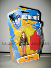 Doctor Who-Estanque De Amy figura de acción (Marrón Chaqueta, Wave 3)