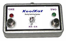 KoolKat's 2 Button Footswitch for Mesa Boogie DC 2 (New)
