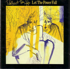Robert Fripp - Let The Power Fall - CD