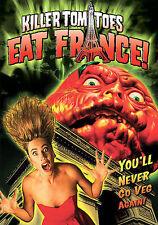 Killer Tomatoes Eat France DVD Marc Price, John Astin Comedy