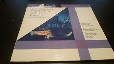 Melody and Percussion for Two Pianos Vinyl Record LP - Ronnie Aldrich - Phase 4