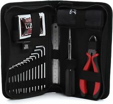 ERNIE BALL Musicisti Guitar Bass Luthier TOOL KIT 4114 RRP 69.99